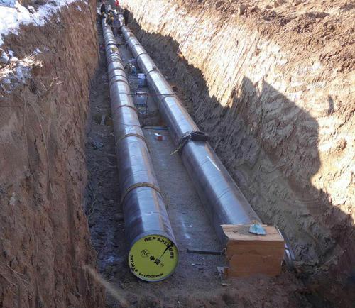 Zambia Kraft River Water Supply Project