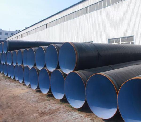 3LPE steel pipe