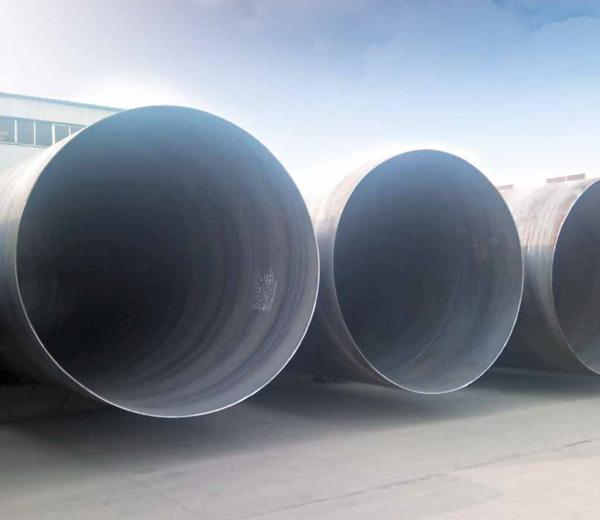 Spiral-Welded Steel Pipe