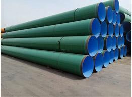The Advantage of Plastic PE Coated Steel Pipe