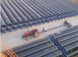 The Use field of Coated Steel Pipe