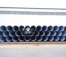 Inner EP Outer PE Coated Steel Pipe Process and Temperature Controlling