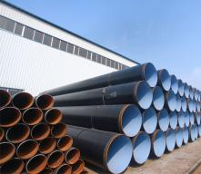 Compared 3LPE Coated Steel Pipe Performance with Inner EP Coated Steel Pipe