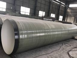 What Is the Feature of Abrasion-Resistant Epoxy Glass Fiber Anti-corrosion Steel Pipe?