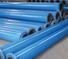 What Is the Production Process of 3PE Anti-corrosion Steel Pipe?