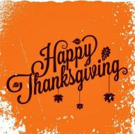 PLC Industrial Technology Wish You Happy Thanksgiving Day