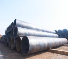 Spiral Steel Pipe Hydrostatic Pressure Test