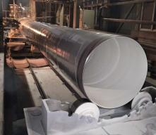 Do You Know The Characteristics of Spiral Steel Pipe?