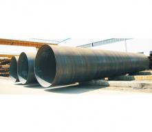 Welding Process of Spiral Steel Pipe