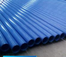 The Characteristic of Plastic PE Coated Steel Pipe