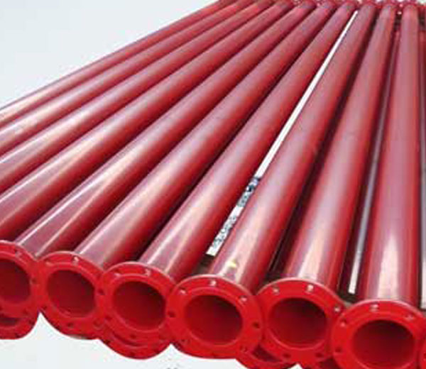 Inner plastic coated tube