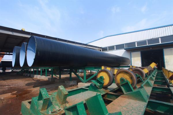 TPEP & 3LPE STEEL PIPE