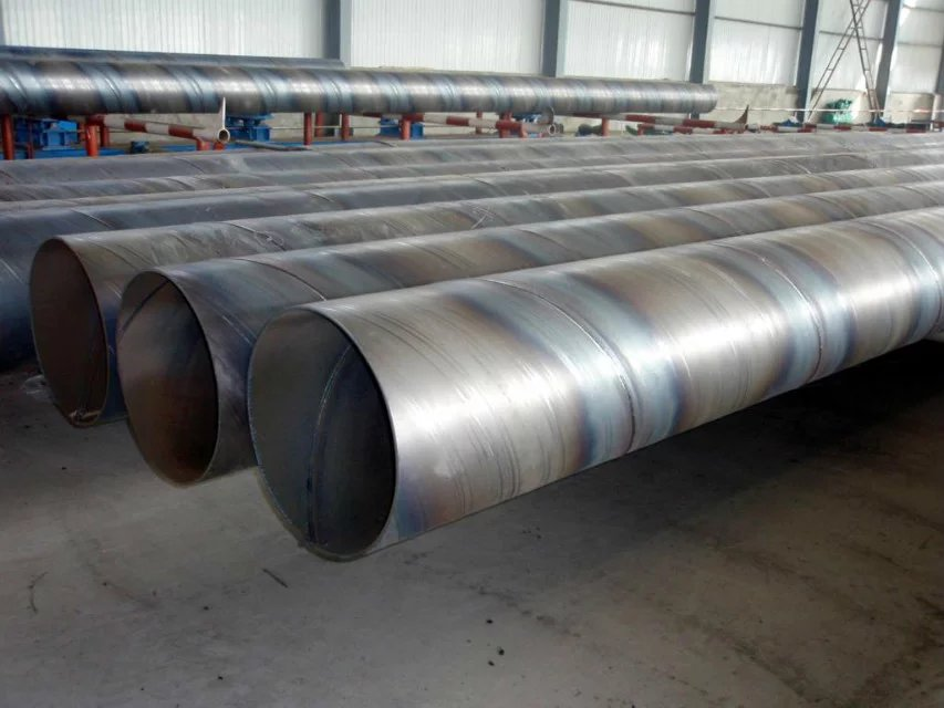 SSAW steel pipe