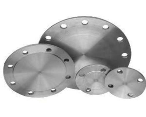 Steel pipe falnges covers