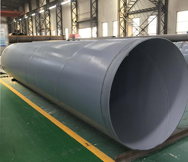 Inside and Outside Epoxy Coated Steel Pipe 48