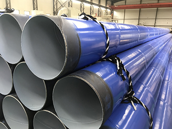 Inside and Outside Epoxy Coated Steel Pipe D377