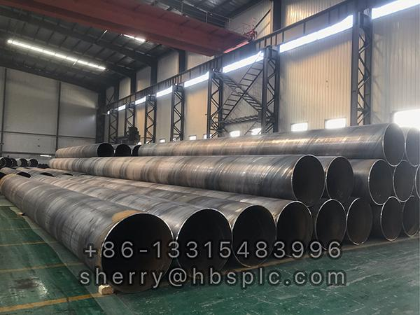SSAW steel pipe Q345